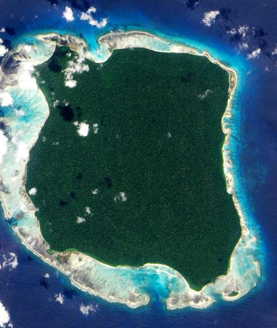 North Sentinel: l'unica isola inesplorabile del pianeta