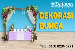 Tempat Dekorasi Bunga di Bekasi
