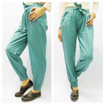 Model Celana Untuk Pinggul Kecil