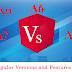 Angular 9 vs. Angular 8 vs. Angular 7 vs. Angular 6, 5, 4, 2