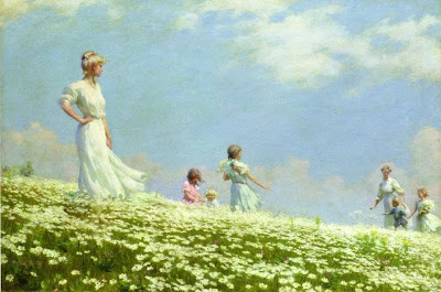 Charles Courtney Curran - Estate - 1906