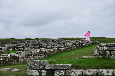 Top 10 Spots To Enjoy A Picnic Along Hadrian's Wall - Housesteads Roman Fort