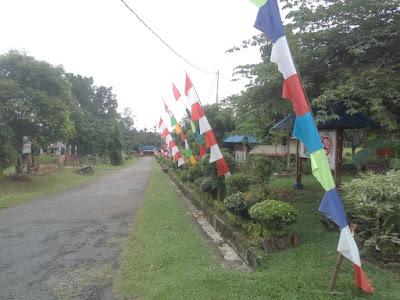 SMP Algo Nyarumkop Menyemarakkan HUT Kemerdekaan RI Ke 76