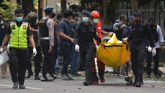 The Background of the Bomb Explosion in Makassar