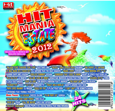 Hit mania estate 2012