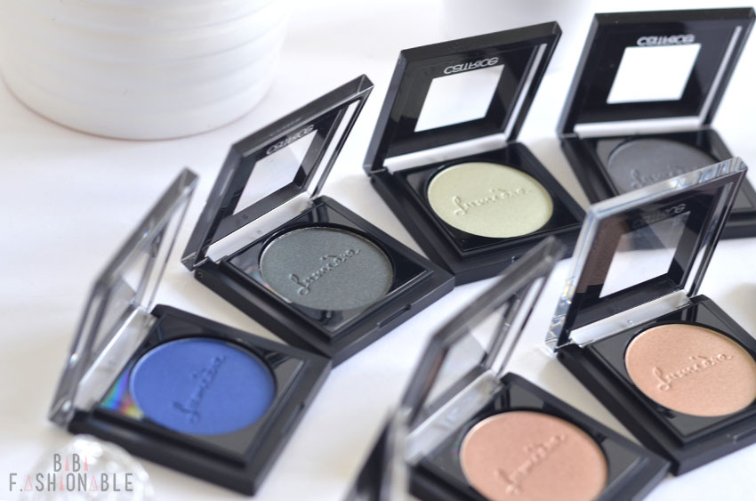 Catrice pret-a-Lumiere Longlasting Eyeshadows Colorful