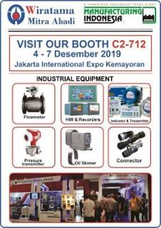 International Indonesia Manufacturing Exhibition 2019