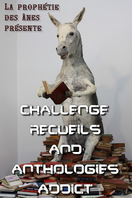 Challenge recueils and anthologies addict
