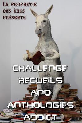 Challenge recueils and anthologies addict
