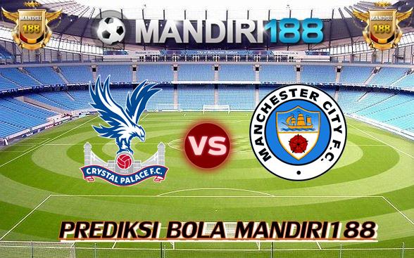 AGEN BOLA - Prediksi Crystal Palace vs Manchester City 31 Desember 2017