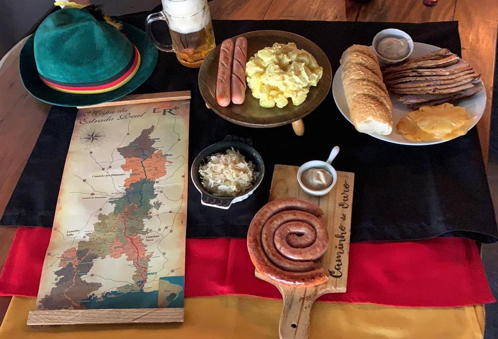 Festival Gastronômico Bauernfest (crédito: divulgação)