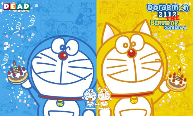 The Birth Of Doraemon 2112 Hindi Dubbed (Special Episode) Download HD