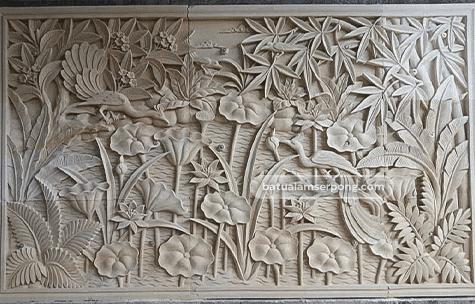 jual relief batu alam depok