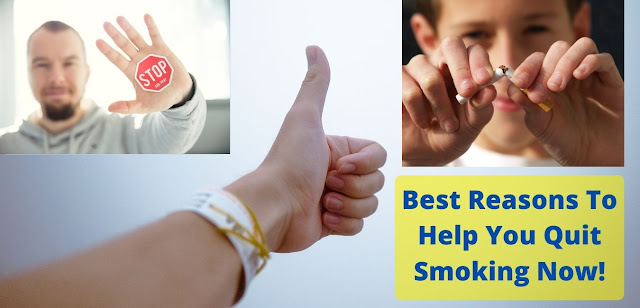 Best Reasons To Help You Quit Smoking Now!