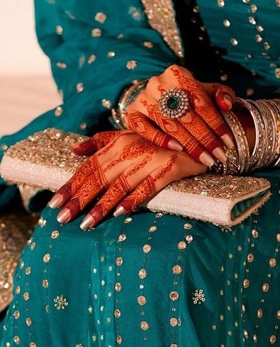 Bridal Mehendi