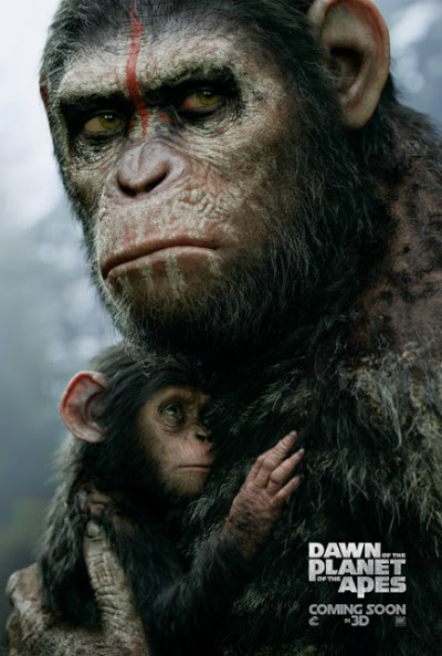 """Review of """"Dawn of the Planet of the Apes."""""""