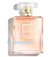 Logo Campione omaggio Coco Mademoiselle di Chanel