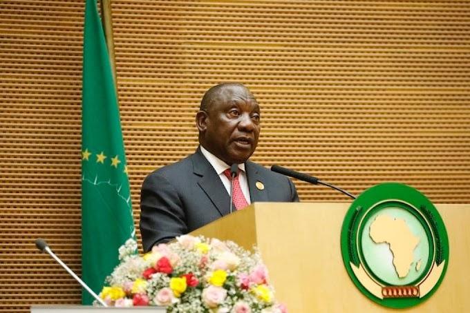 يوم إفريقيا : رئيس الإتحاد الإفريقي يجدد الدعم لكفاح الشعب الصحراوي من أجل الحرية وتقرير المصير.