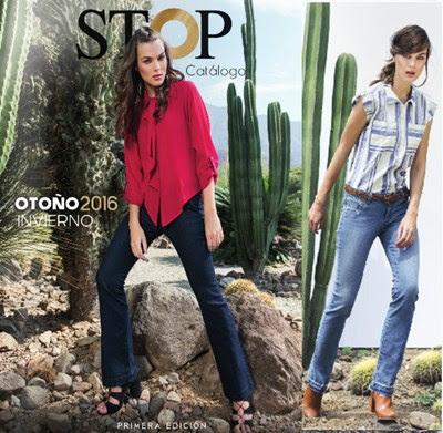 stop catalogo de moda otoño 2016