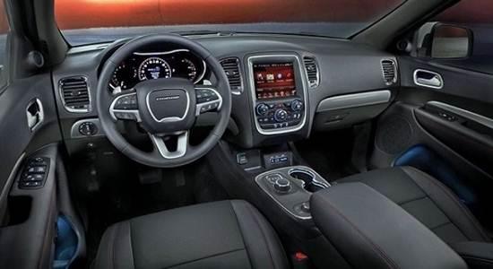 2016 Dodge Durango RT Blacktop Edition