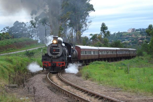 Steam Train South Africa