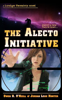 The Alecto Initiative - unique space opera by by Jordan Leah Hunter