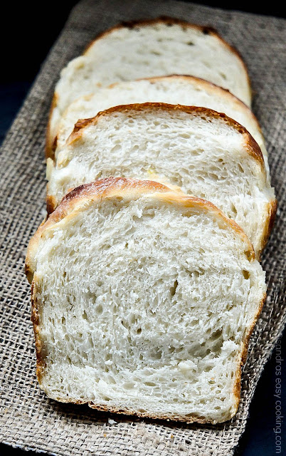 Soft Milk Bread {Hokkaido Toast}