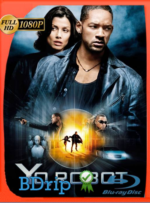 Yo, Robot (2004) OPEN MATTE BDRip 1080p Latino [GoogleDrive] Ivan092