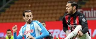 AC Milan star Theo risks suspension after social media post