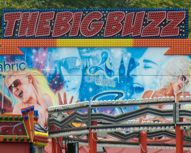 cycling big buzz funfair