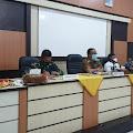 Bupati Pimpin Rakor Pembatasan Sosial di Inhil