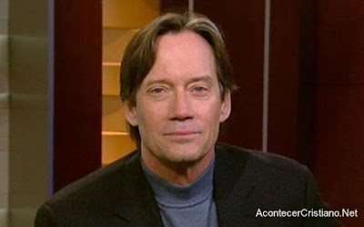 Actor cristiano Kevin Sorbo
