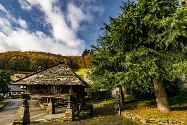 Hórreo en Villanueva de Oscos - Asturias