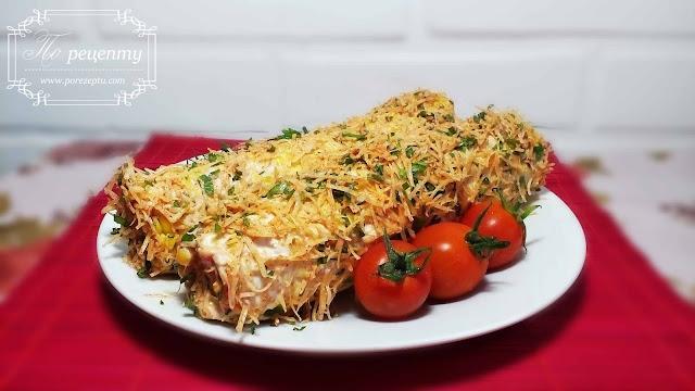 кукуруза по мексикански рецепт