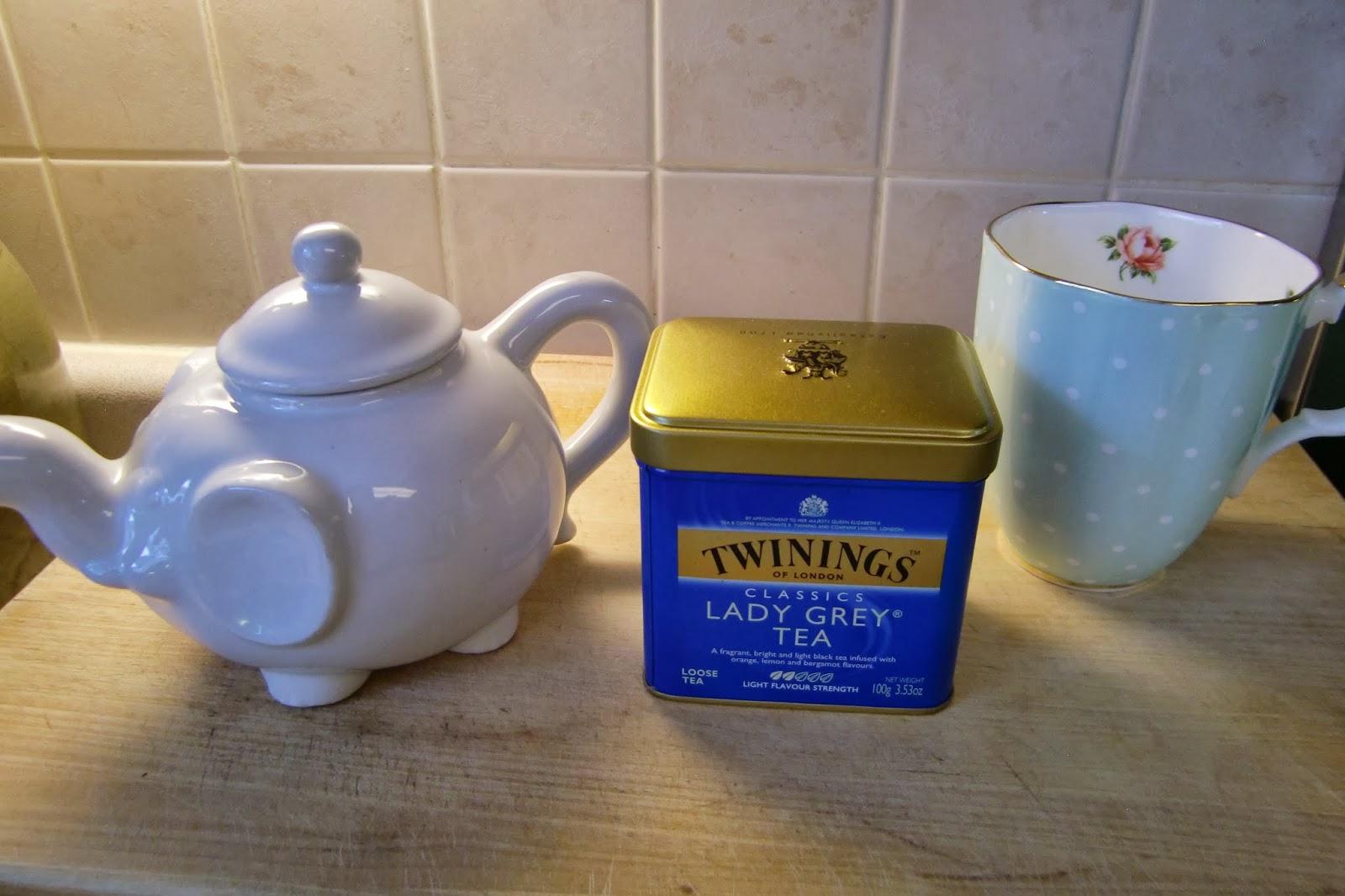 Wellness Wednesday: Tea- the three pot system