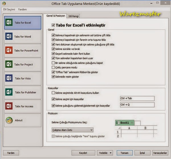 Office Tab Enterprise Edition 9.70 Full With Serial Key Download