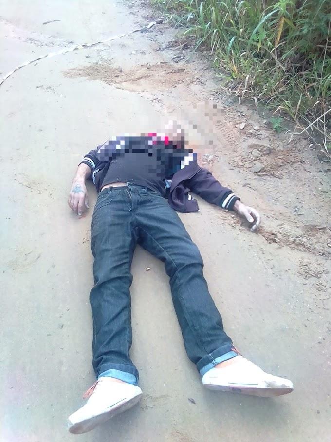 Homicídio registrado na manhã desta quarta-feira(3), em Caruaru