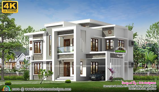 4 bedroom house in 2713 sq-ft