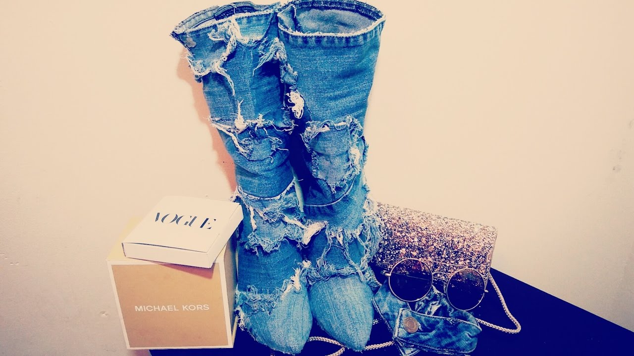 65 Mind Blowing Repurposing Projects For Diy Jeans