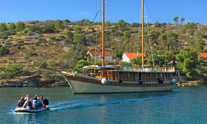 Путешествие по истории вдоль далматинского побережья Хорватии