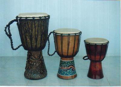 Alat Musik Afrika Bagian Selatan Dan Amerika Tengah Dan Selatan
