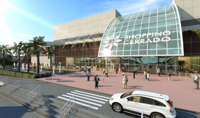 CCP inaugura em Goiânia o Shopping Cerrado