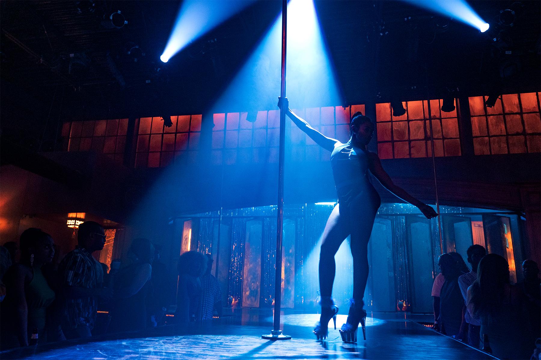 """STARZ hace crecer el hit global """"P-Valley"""" trayéndolo de vuelta al escenario central para una segunda temporada"""