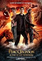 Percy Jackson 2: Y el Mar de los Monstruos