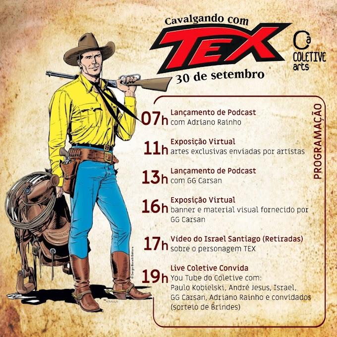 CAVALGANDO COM TEX