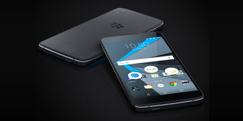 BlackBerry DTEK60 International Giveaway!