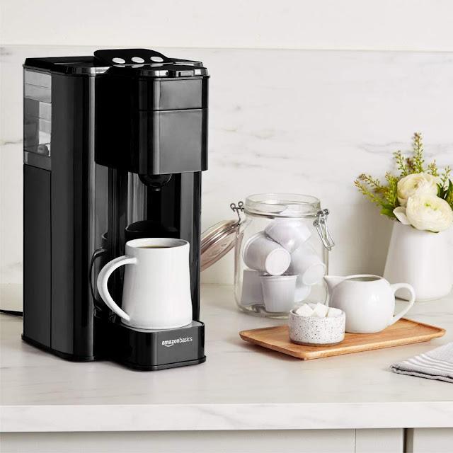 Single Serve K-Cup Coffee Maker
