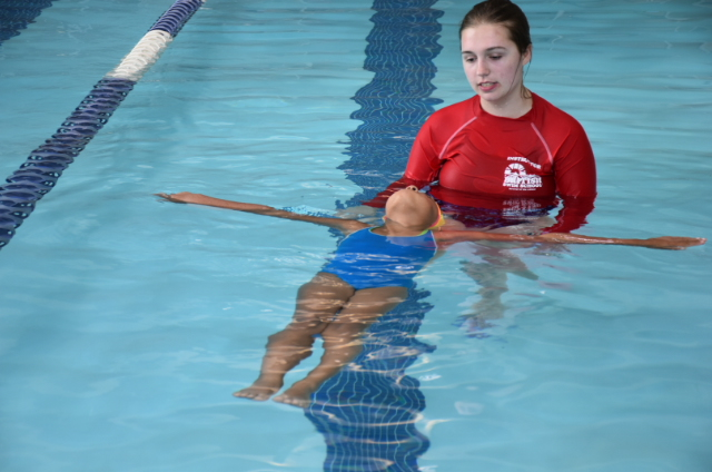 Swimming and Survival Training at British Swim School  via  www.productreviewmom.com