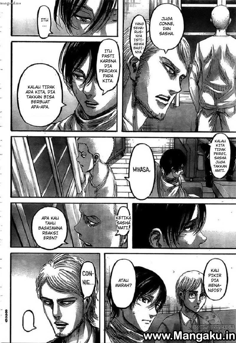 Shingeki No Kyojin: Chapter 108 - Page 29