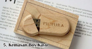 Kemasan Box Kayu merupakan salah satu rekomendasi kemasan souvenir eksklusif dan menarik